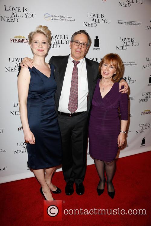 Trine Dyrholm, Jim Berenson and Debra Berenson 8