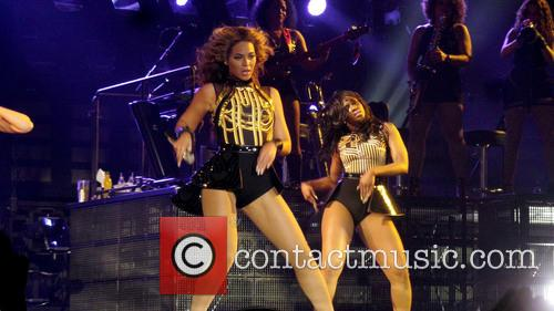 Beyonce Carter and Beyonce Knowles 8
