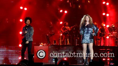 Beyonce Carter and Beyonce Knowles 10