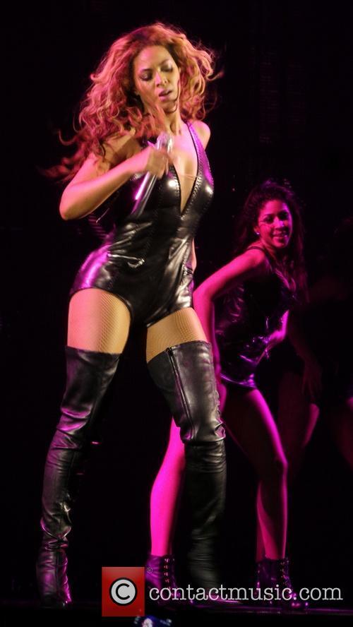 Beyonce, LG Arena, Birmingham