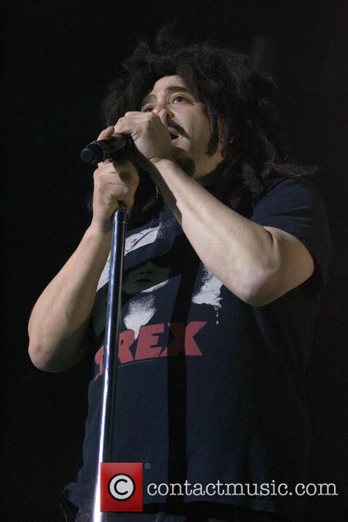 Counting Crows, Adam Duritz, O2 Academy