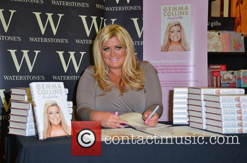 Gemma Collins Book