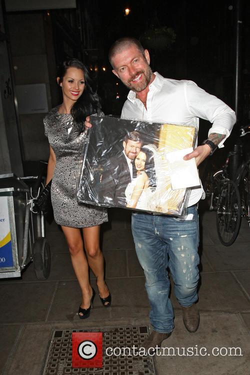 Jessica-jane Clement and Lee Stafford 3
