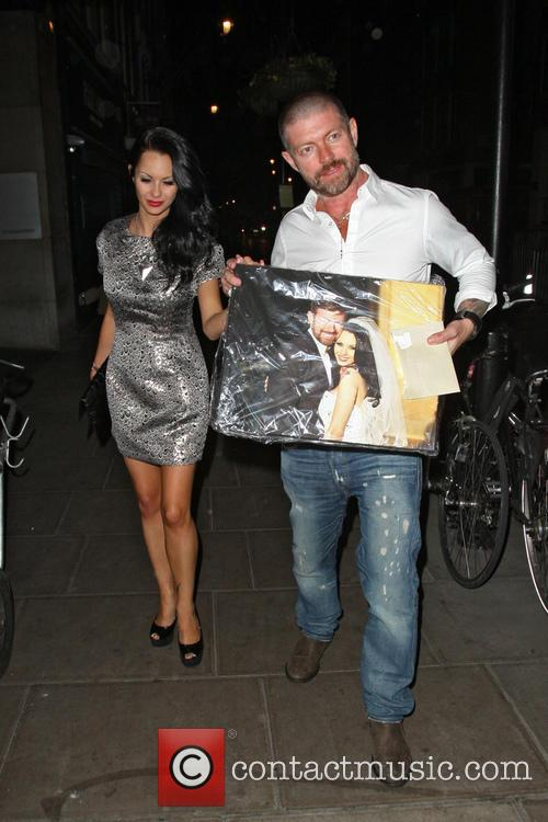 Jessica-jane Clement and Lee Stafford 6