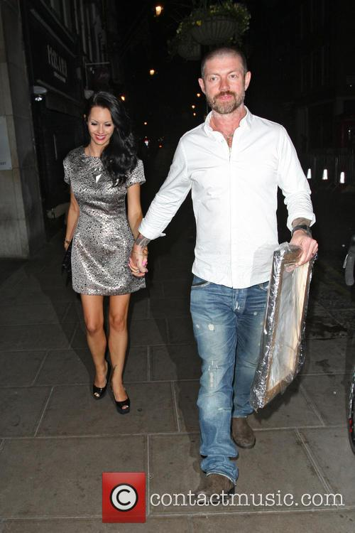 Jessica-jane Clement and Lee Stafford 1