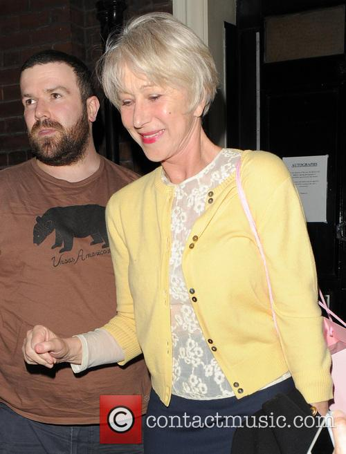 Dame Helen Mirren 12