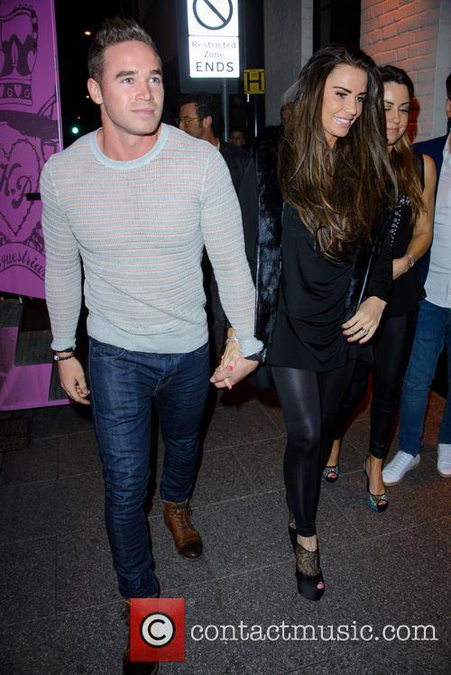 Katie Price and Jordan 18