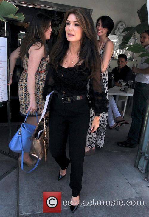 Lisa Vanderpump exits Villa Blanca