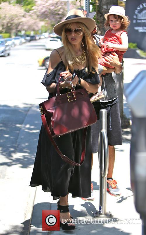Rachel Zoe and Skylar Berman 2