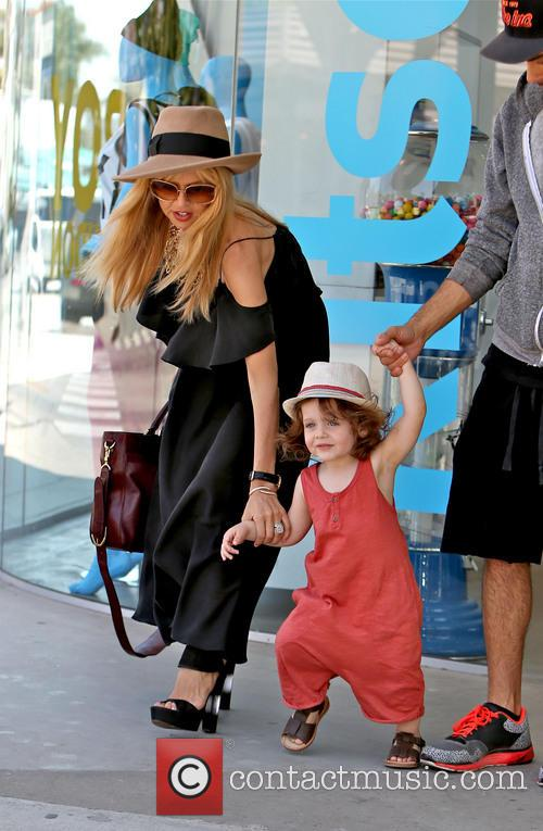 Rachel Zoe and Skylar Berman 5