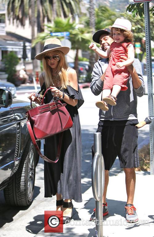 Rachel Zoe and Skylar Berman 1