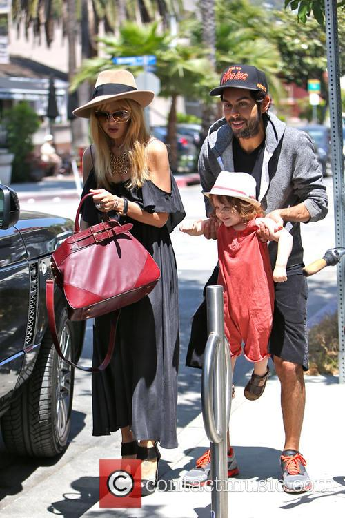 Rachel Zoe and Skylar Berman 9