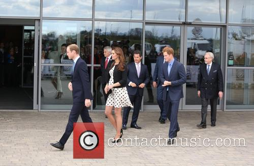 Prince Harry, Prince William, Duke Of Cambridge, Catherine Duchess Of Cambridge and Kate Middleton 2