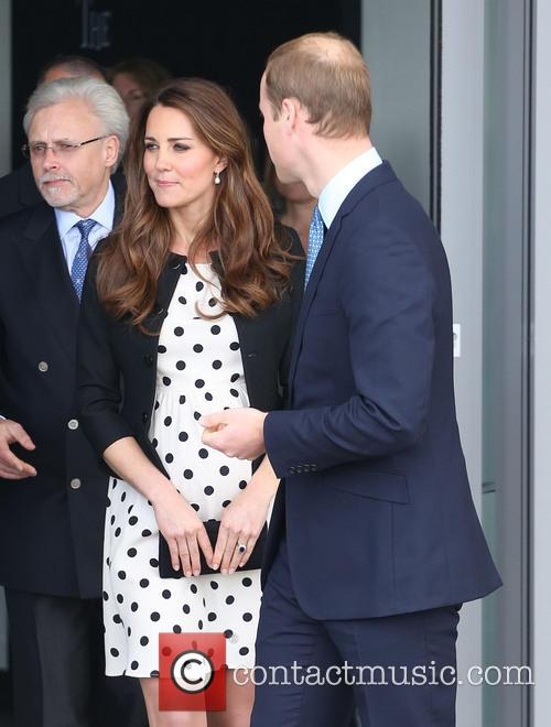 Prince William, Duke of Cambridge, Catherine Duchess of Cambridge and Kate Middleton 2