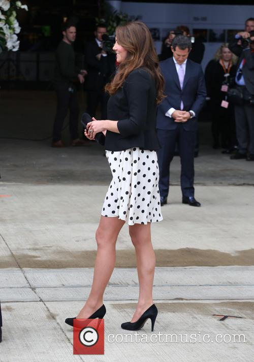 Catherine, Duchess of Cambridge and Kate Middleton 12