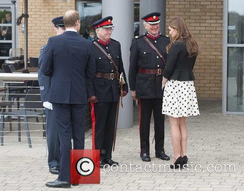 Prince William, Duke of Cambridge, Catherine, Duchess of Cambridge and Kate Middleton 2
