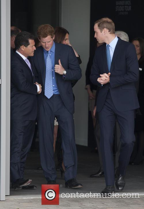 Prince William, Duke of Cambridge, Catherine, Duchess of Cambridge, Kate Middleton and Prince Harry 4