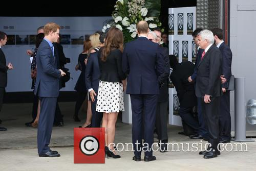 Prince Harry, Catherine, Duchess Of Cambridge, Kate Middleton, Duke Of Cambridge and Prince William 5