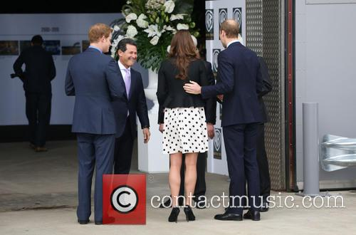 Prince Harry, Catherine, Duchess Of Cambridge, Kate Middleton, Duke Of Cambridge and Prince William 6
