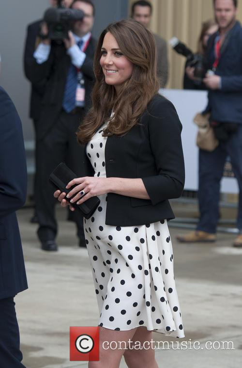 Kate and Duchess Of Cambridge 1