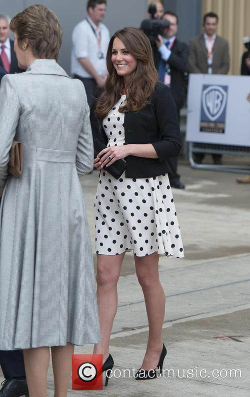 Kate and Duchess Of Cambridge 2