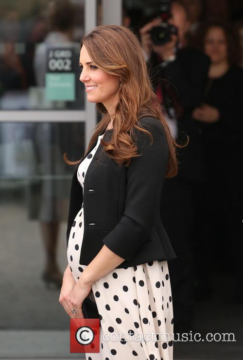 Catherine, Duchess of Cambridge,Warner Bros Studios London