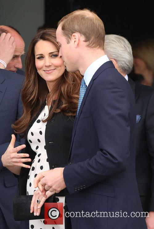 Duke Of Cambridge, Prince William, Catherine and Kate Middleton 3