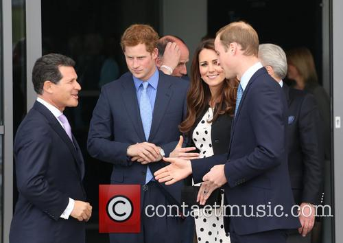 Prince Harry, Duke of Cambridge, Prince William, Catherine Duchess of Cambridge and Kate Middleton 3
