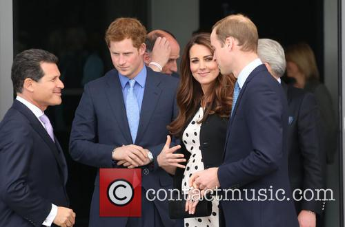 Prince Harry, Duke of Cambridge, Prince William, Catherine Duchess of Cambridge, Kate Middleton
