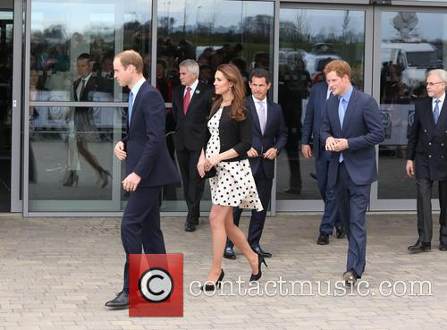 Prince Harry, Duke Of Cambridge, Prince William, Catherine Duchess Of Cambridge and Kate Middleton 1