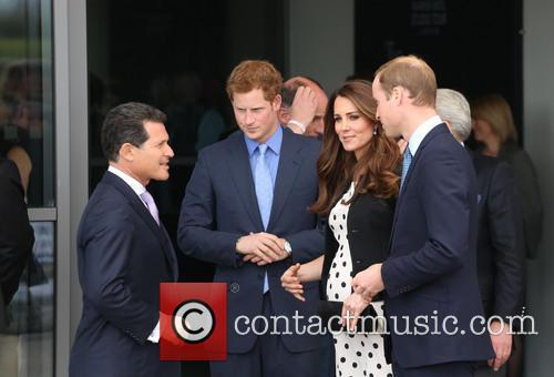Prince Harry, Duke of Cambridge, Prince William, Catherine Duchess of Cambridge and Kate Middleton 6