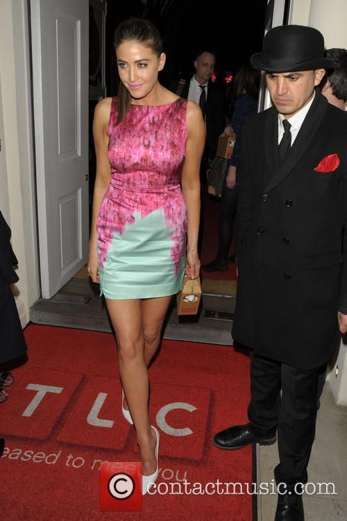lisa snowdon tlc launch party held 3628343