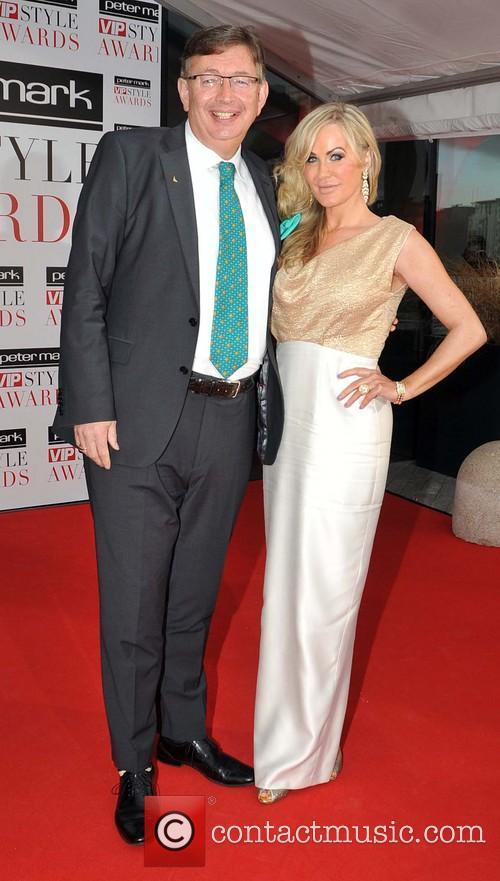 Gerald Kean and Lisa Murphy 1