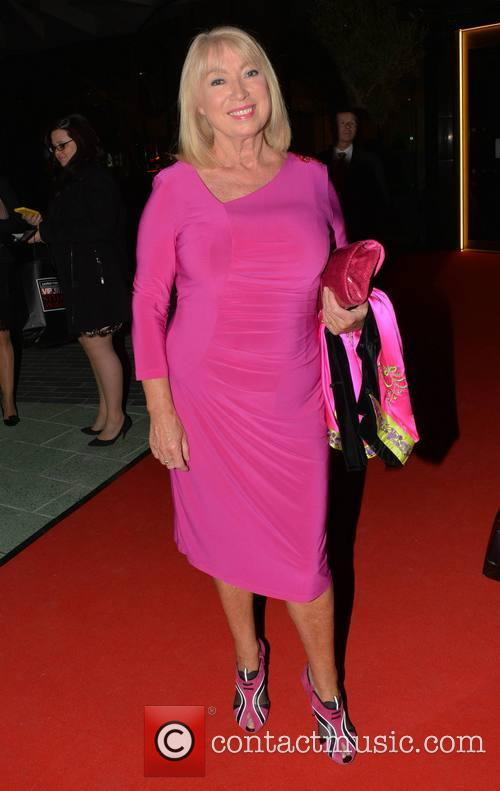 anne doyle guests seen leaving the peter 3632437