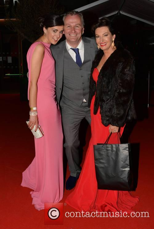 Rita Talty, Daithi O'se and Maura Derrane 2