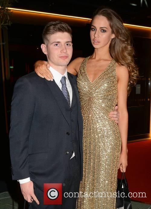 Thalia and Boyfriend Anthony Slein 2