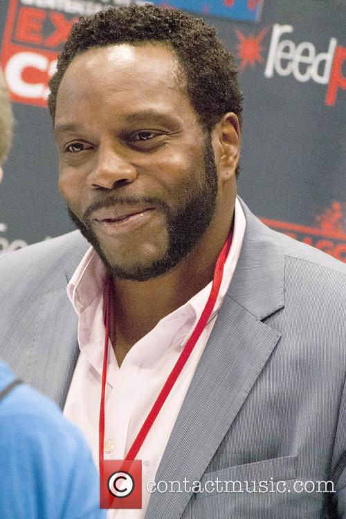 Chad Coleman from The Walking Dead at Chicago Comic & Entertainment Expo 2013