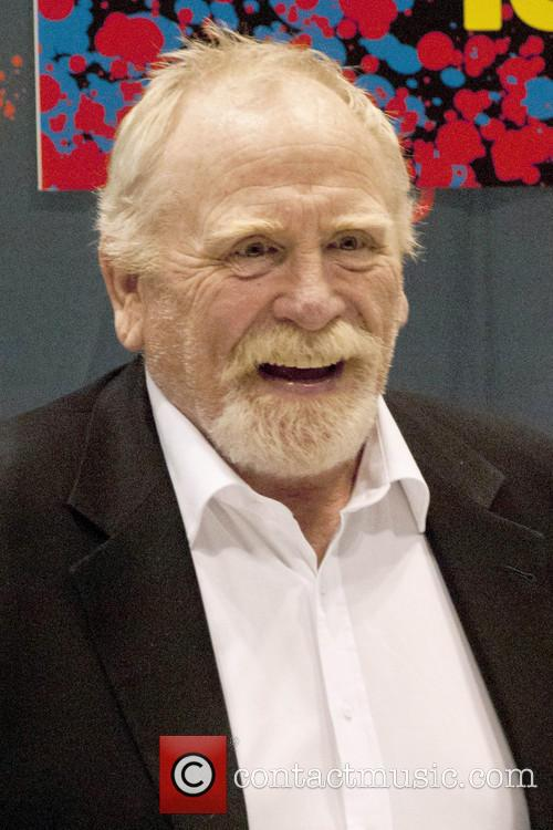James Cosmo from Game of Thrones at Chicago Comic & Entertainment Expo 2013