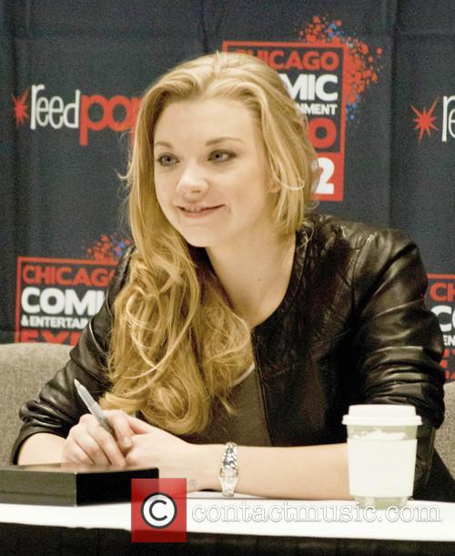 Natalie Dormer from Game of Thrones at Chicago Comic & Entertainment Expo 2013