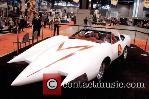 speedracer's mark v chicago comic entertainment expo 3630935