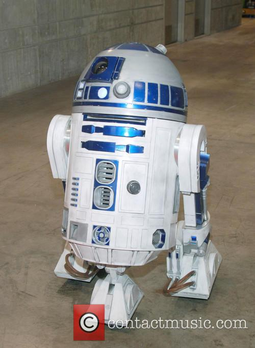 Star Wars and R2d2 2
