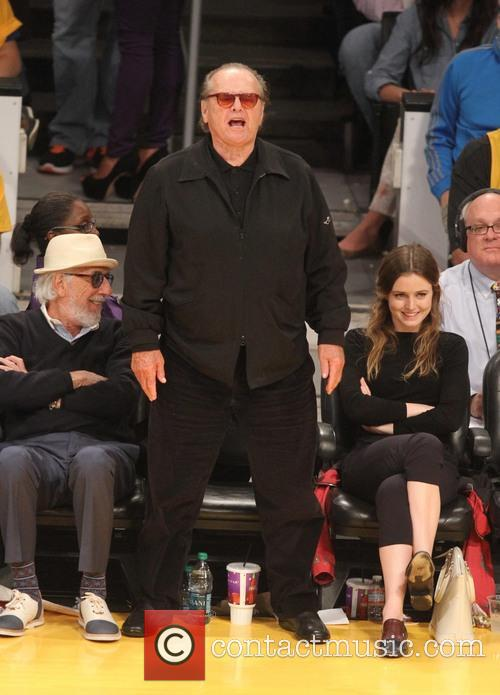 Jack Nicholason, Staples Center