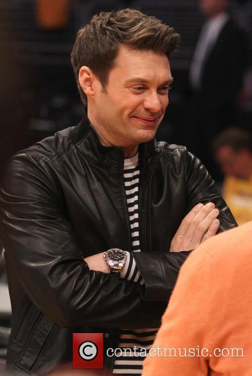 Ryan Seacrest, Staples Center
