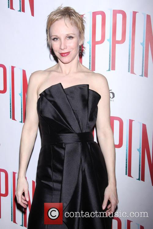 charlotte d'amboise pippin opening night after party 3630841