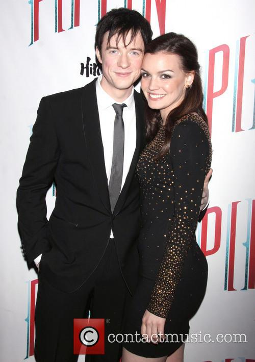 James Thomas and Jennifer Damiano 4