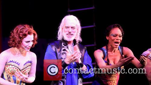 Charlotte D'amboise, Terrence Mann and Stephanie Pope Caffey 2