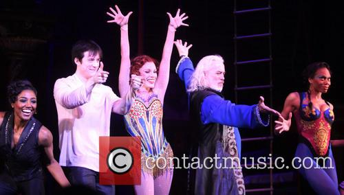 Patina Miller, Matthew James Thomas, Charlotte D'amboise and Terrence Mann 5