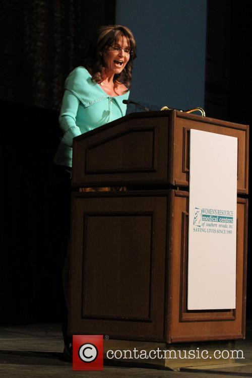 Sarah Palin in Las Vegas
