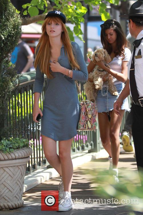 bella thorne bella thorne goes shopping at 3632526