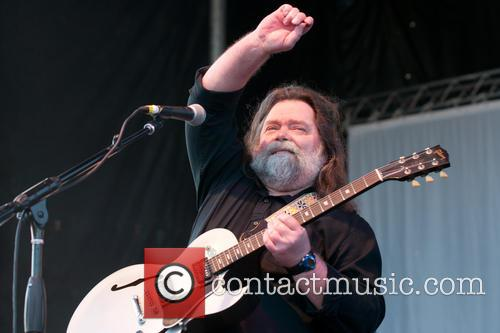 Roky Erickson performs at Psych Fest in Austin